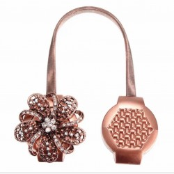 Diamont Flower Bronze - Δέστρα Μαγνήτης 35cm DF-553