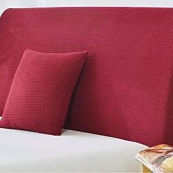 Αδιάβροχο Ελαστικό Κάλλυμα κόκκινο Για κεφαλάρι κρεβατιού 65Χ120cm LPRD120