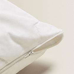 Σετ Μαξιλαροθήκες Καπιτονέ Προστατευτικό Μαξιλαριού 100% Βαμβάκι 50Χ70cm