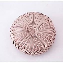 Decor Pink - Velvet Διακοσμητικό Μαξιλαράκι Στρόγγυλο 42x42cm  179-10
