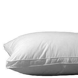 Μαξιλάρια ύπνου σιλικονούχων ινών 100%βαμβάκι περκάλι 50Χ70cm
