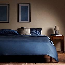 Monochrome - Σετ παπλωματοθήκη blue raf υπέρδιπλη 220Χ250cm 100% οργανικό βαμβάκι