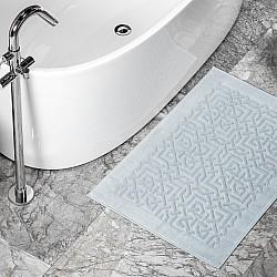 Mira Grey - Πατάκι μπάνιου 100% Βαμβάκι 60X90cm