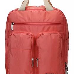 Τσάντα αλλαγής αδιάβροχη πορτοκαλί 40Χ40Χ10cm 23L TP750632